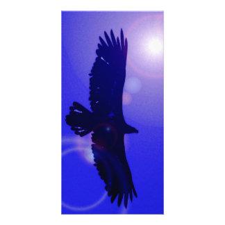 Eagle Wings Photo Card