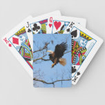 Eagle With Fish 2 Deck Of Cards