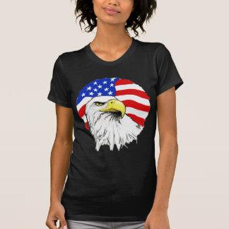 Eagle with Flag Shirt