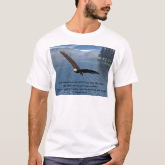 Eagle with Scripture T-Shirt