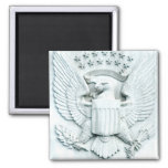 Eagle with Stars - Wash DC Fridge Magnets