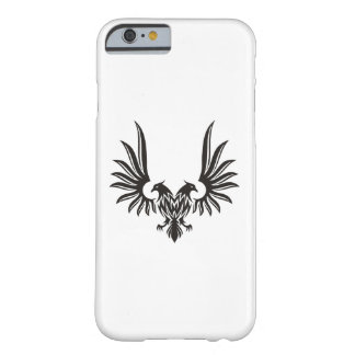 Eagle with two heads barely there iPhone 6 case