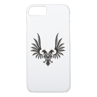 Eagle with two heads iPhone 8/7 case