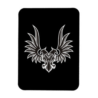 Eagle with two heads magnet