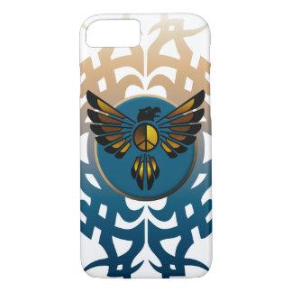 Eagle y símbolo funda iPhone 7