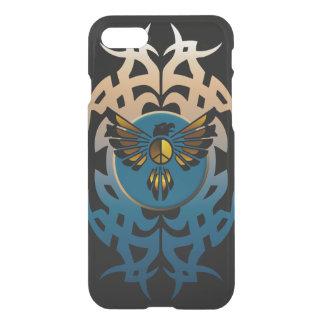 Eagle y símbolo funda para iPhone 7