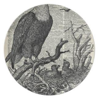 Eagle y su jerarquía en el diccionario reservan la platos
