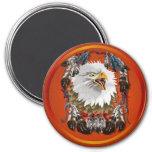 EagleDreamcatcher-Magnet