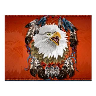 EagleDreamcatcher-Postcard Postcard