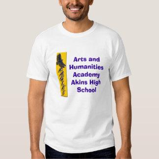 eagledrop, Arts and HumanitiesAcademyAkins High... T-shirt