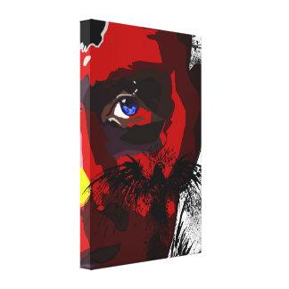 Eagleman canvas print
