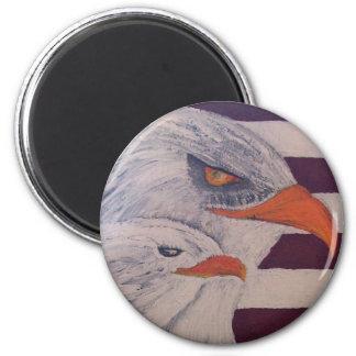 Eagles -2 imán redondo 5 cm