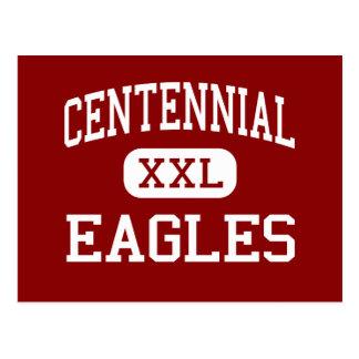 - Eagles - alto centenario - ciudad de Ellicott Postal