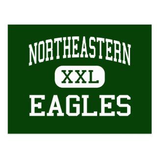 - Eagles - alto del noreste - ciudad de Elizabeth Postal