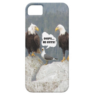 Eagles and Seagulls Barely There iPhone 5 Case