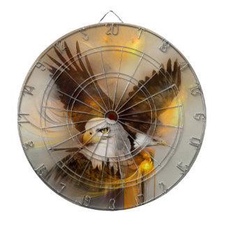 Eagles animals,wildlife,wildlife art,nature, gifts dart board