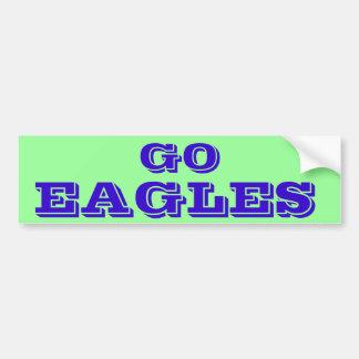 Eagles Bumper Sticker