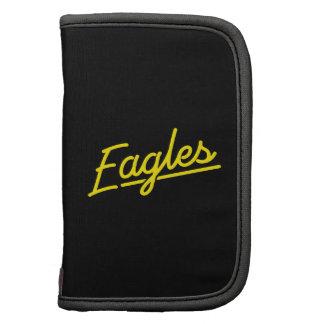 Eagles en amarillo