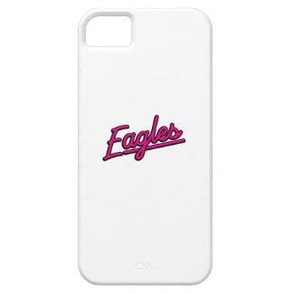 Eagles en magenta funda para iPhone SE/5/5s