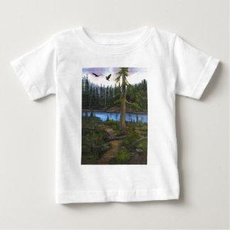 Eagles en paraíso t-shirts