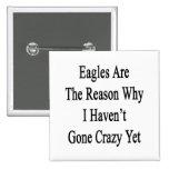 Eagles es la razón por la que no he ido loco todav pin