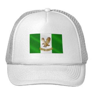 Eagles estupendo de los regalos 2010 del fútbol de gorro de camionero