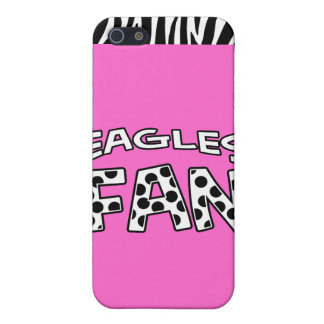 EAGLES FAN Polka Dots Cover For iPhone SE/5/5s