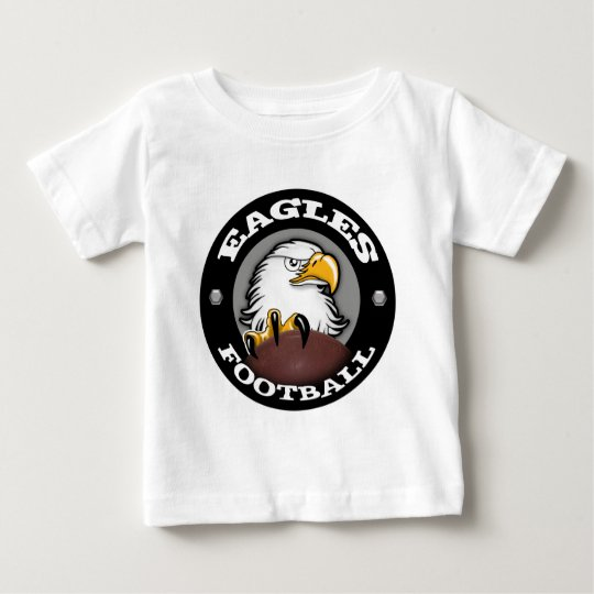 EAGLES FOOTBALL Claw Baby T-Shirt