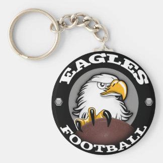 EAGLES FOOTBALL Claw Keychains