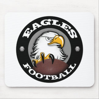 EAGLES FOOTBALL Claw Mouse Pad