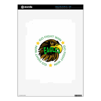 EAGLES GO FIGHT WIN DECAL FOR THE iPad 2