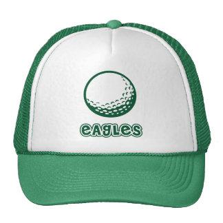 Eagles Golf Trucker Hat