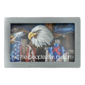 eagles head design belt buckle