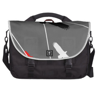 Eagles in the Sky Commuter Bag