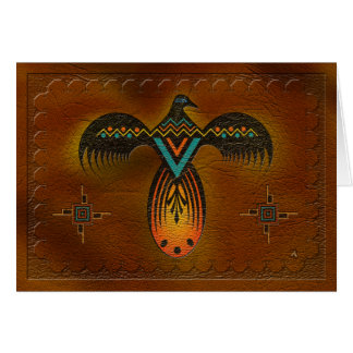Eagle's Journey Greeting Card