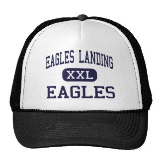 Eagles Landing - Eagles - High - McDonough Georgia Trucker Hat