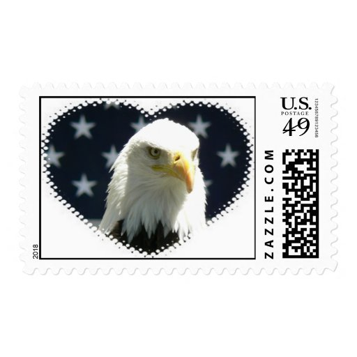 Eagle's Love Postage