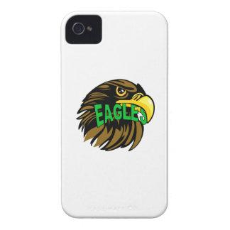EAGLES MASCOT iPhone 4 Case-Mate CASE