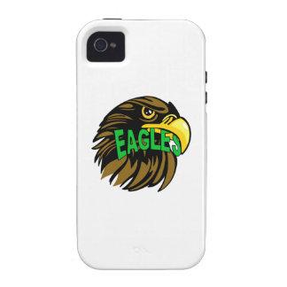 EAGLES MASCOT Case-Mate iPhone 4 COVER