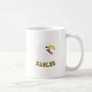 Eagles Mascot Coffee Mug