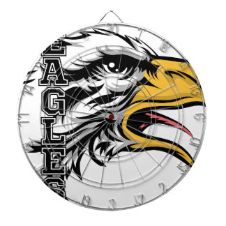 Eagles Mascot Dartboards