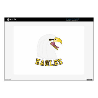 Eagles Mascot Decals For Laptops
