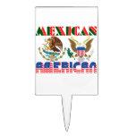 Eagles mexicano-americano decoración de tarta