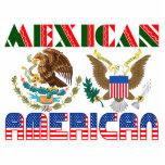 Eagles mexicano-americano escultura fotografica
