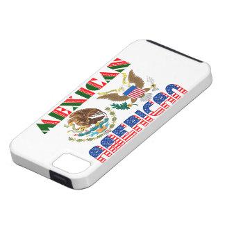 Eagles mexicano-americano iPhone 5 fundas