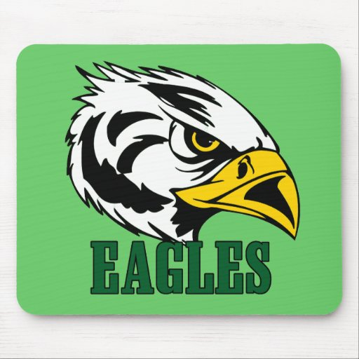 EAGLES MOUSE PAD