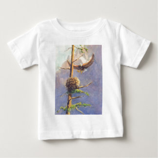 EAGLE'S NEST by SHARON SHARPE Baby T-Shirt