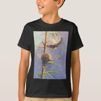 EAGLE'S NEST by SHARON SHARPE T-Shirt