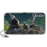 Eagles' Nest; Customizable iPhone Speaker