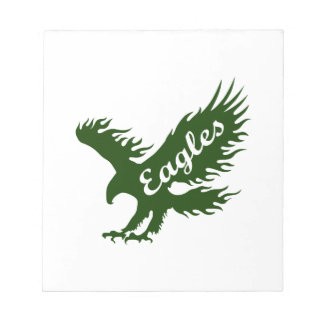 EAGLES NOTEPADS